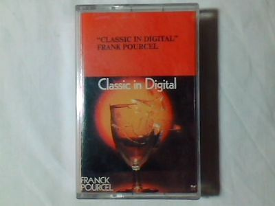 FRANK POURCEL Classic in digital mc cassette k7 ITALY