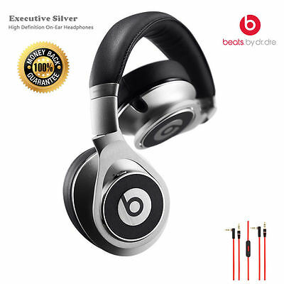 Beats by Dr. Dre Studio 2.0 Executive Noise Cancelling On-Ear Headphones 2016