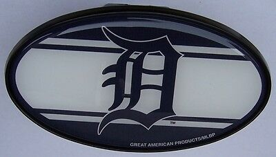 Trailer Hitch Cover MLB Baseball Detroit Tigers NEW
