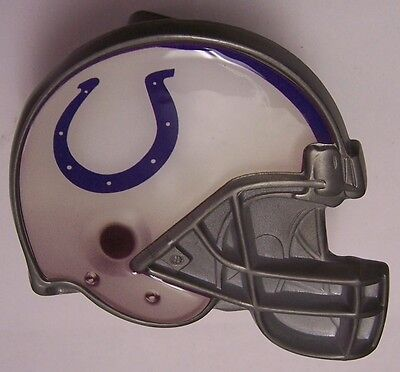 Trailer Hitch Cover NFL Indianapolis Colts NEW Metal Football Helmet