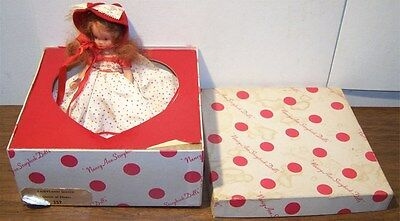 NANCY ANN Storybook Doll #157 Fairy Land Series QUEEN OF HEARTS