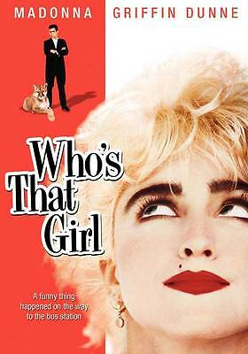 Who's that Girl Madonna 35mm Film Cell strip very Rare var_g