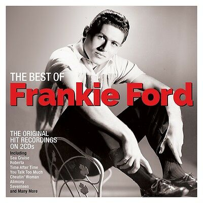Frankie Ford - The Best Of / Greatest Hits 2CD NEW/SEALED