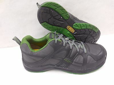 Keen Mens Durham Aluminium Toe ESD Light-Weight Slip-Resistant Work Shoes 10.5