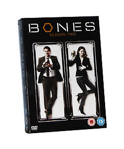'bones' Season 2   , R2  Dvd Box Set , New & Sealed