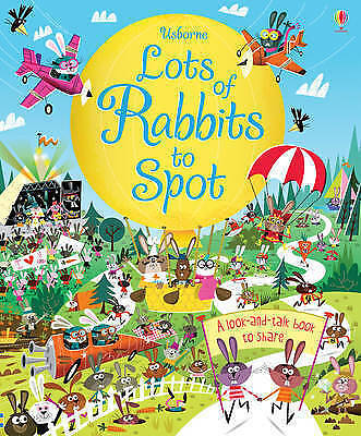 Lots of Rabbits to Spot by Louie Stowell (Paperback, 2015)