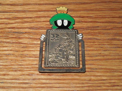 Looney Tunes  Marvin The Martian  Bookmark. 1997