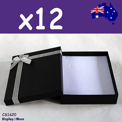 Minor Defect 12X Necklace Set Jewellery Gift Box-16x20cm-Large-AUSSIE Seller