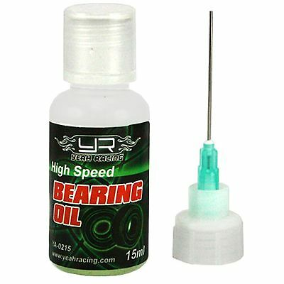 High Speed Ball Bearing Oil / Lube for 1:10 RC ball bearing use may suit Axial