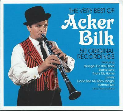 Acker Bilk - The Very Best Of [Greatest Hits] 2CD NEW/SEALED