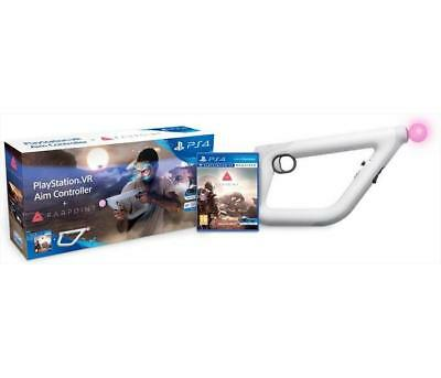 Giochi Sony PS4 SONY COMPUTER - FARPOINT VR PS4 + AIM CONTROLLER