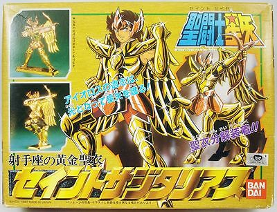 2001 Bandai Saint Seiya Gold Cloth Saint Sagittarius Model kit brand new