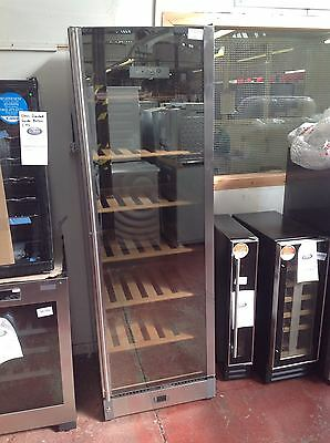 *Smeg SCV115A Built In Wine Cooler - Stainless Steel / Glass #110108