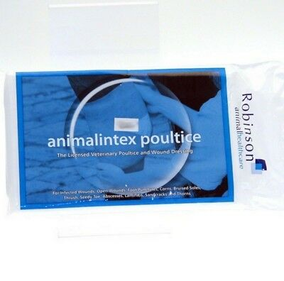 Animalintex Poultice The All Purpose Poultice and Wound Dressing