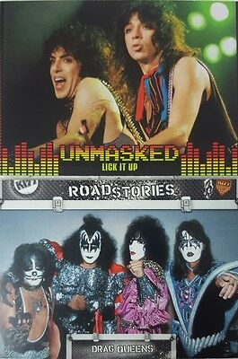 KISS 360 Degrees TRADING CARD SET of 90 Presspass 2009