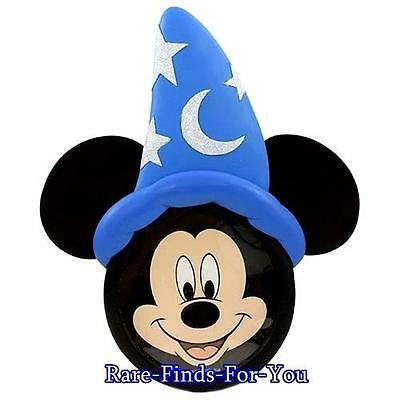 Disney Parks Sorcerer Mickey Mouse Photo Picture Frame Hang or Self-Stands (NEW)