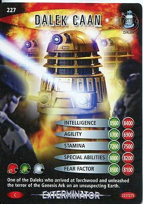 Doctor Who Battles In Time Exterminator #227 Dalek Caan