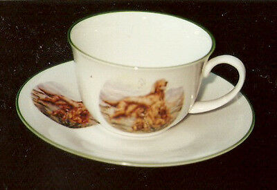 Irish Setter Tea Cup and Saucer Made in England LAST ONE!