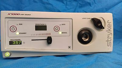 Stryker X7000 Endoscope Light Source, Pn 220-190-000