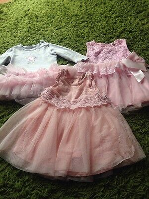baby girls 6-9 months bundle