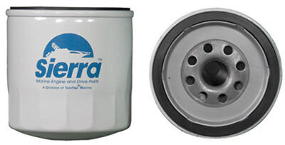 STERNDRIVE & INBOARD OIL FILTERS-V-6 GM with Anti-Drain-Back Valve