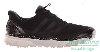 New Mens Golf Shoes Adidas Adipower Sport Boost 2 Medium 10.5 Black MSRP $130
