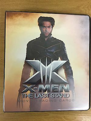 X Men 3 The Last Stand Official Rittenhouse Binder