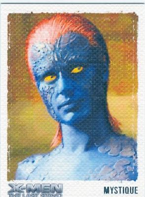 X Men 3 The Final Stand Art & Images Chase Card ART6 Mystique