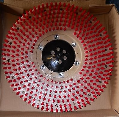 "16"" Floor Pad Driver/brush, 3M Scotch-Brite, 56790, W/g-400S Assy"