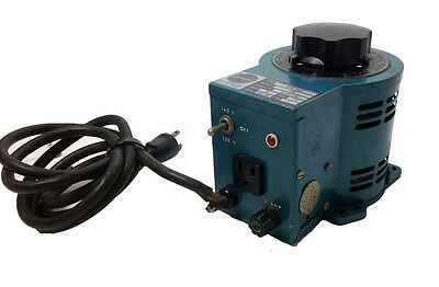 Staco Energy Products Variable Autotransformer 3PN1010