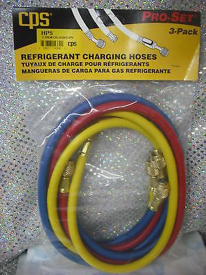 CPS PRODUCTS, Premium Charging Hose Set 60""