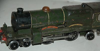 Hornby Series O Gauge Clockwor Lord Nelson In Southern Railways Green Livery
