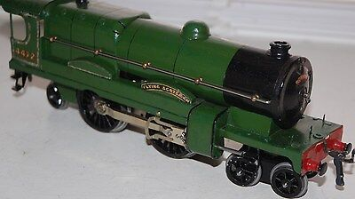 Hornby Series O Gauge Electric Flying Scotsman In Lner Green Livery