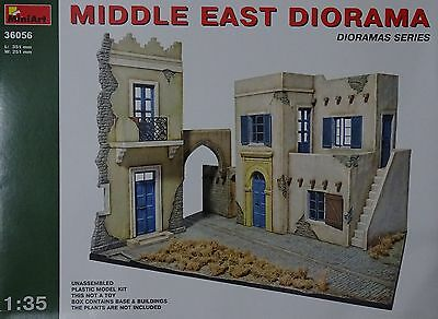 MINIART #36056 Middle East Diorama in 1:35