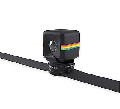 Polaroid Strap Mount for the Polaroid CUBE, CUBE+ HD Action Lifestyle Camera NEW