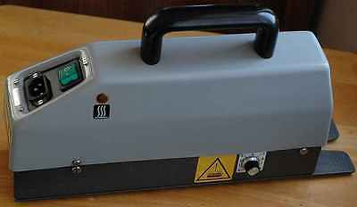 Audion-Elektro Portable Band Sealer Model 551H-5   NICE!