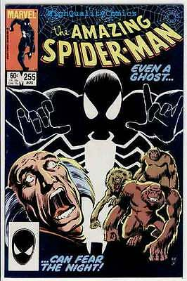 SPIDER-MAN #255, VF+, Red Ghost, Apes, Amazing, 1963, more ASM in store