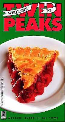 Twin Peaks Peaks Access Guide Very Good Condition