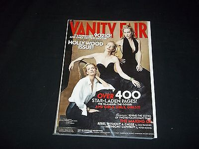 2005 March Vanity Fair Magazine - Hollywood Issue 400 Pages - Fashion - F 2501