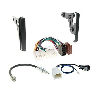 Toyota Celica 99-05 2-DIN Car Radio Installation Set+Cable,Adapter,