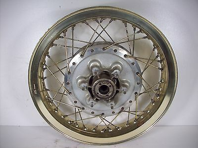 Felge, Rad, Hinterrad, Speichenrad / Rear Wheel Honda GL 1000 Goldwing K1 LTD
