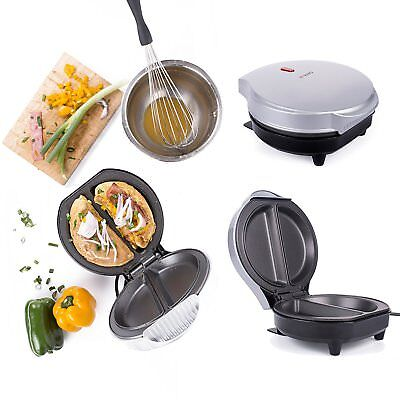Premium Non Stick Electric Omelette Maker - 700 Watts - Perfect Egg Omlette !