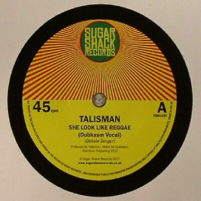 "TALISMAN - She Look Like Reggae - Vinyl (limited 7"")"