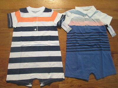 2 piece LOT of baby boy spring/summer clothes size 18 months NWT