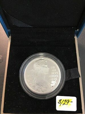 "2012 Queen""s Diamond Jubilee silver coin (proof)"