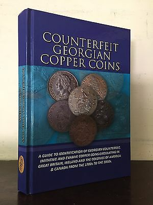 Coleman: Counterf't Georgian Copper Coins Circulated in Great Britain