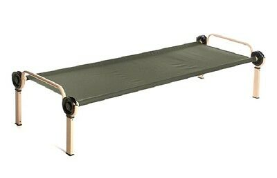 Disc Bed Sol o cot Outdoor Camping Bett US Army Military Feldbett Fieldcot