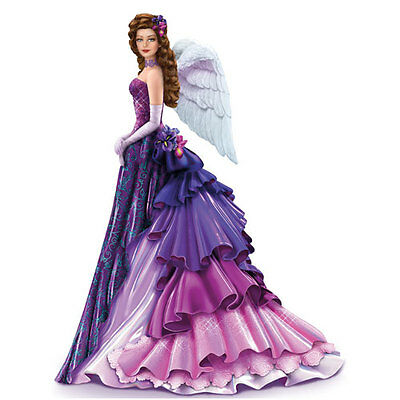 Radiant Hope Angel Nene Thomas - Bradford Exchange  Figurine