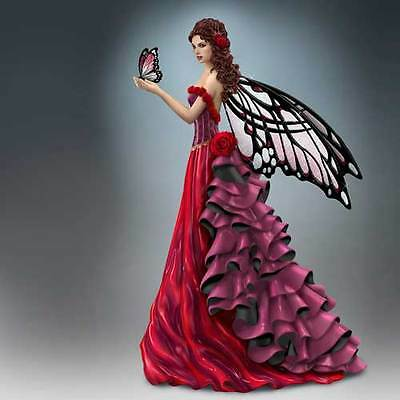 Magic of Hope Womans Heart Fairy  Nene Thomas - Bradford Exchange  Figurine