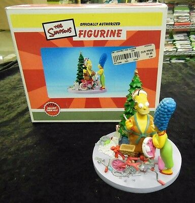 HAMILTON The Simpsons Christmas Some Assembly Required 09-32070-001